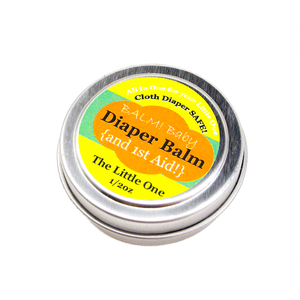 Travel Diaper Rash Balm | Hippie Haven