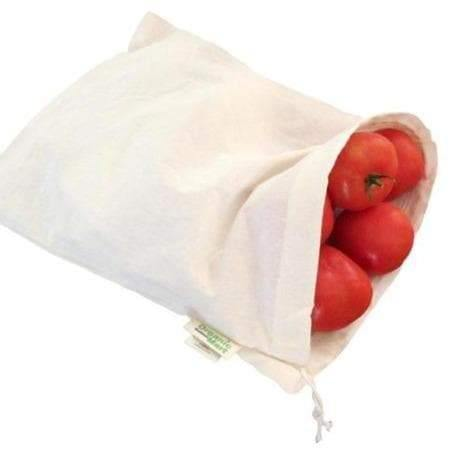 Organic Cotton Produce Bags | Hippie Haven