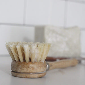 Biodegradable Pot Brush - Zefiro - Hippie Haven