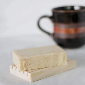 Green Tea + Eucalyptus Soap