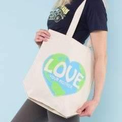 Organic Cotton Tote Bags | Hippie Haven
