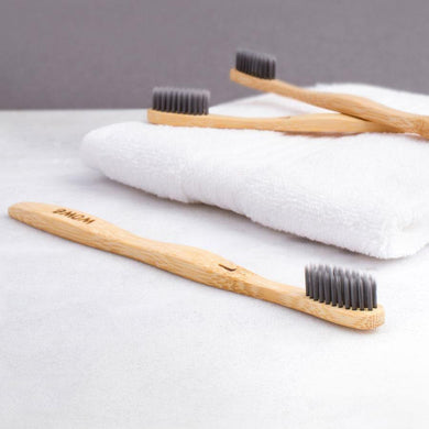 Bamboo Toothbrushes (Adult + Kids)