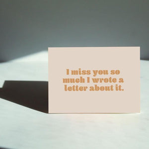 Minimalist Recycled Greeting Cards