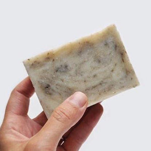 dead sea mud tea tree oil soap zero waste soap bestowed essentials