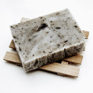 Dead Sea Mud + Tea Tree Soap - Bestowed Essentials - Hippie Haven