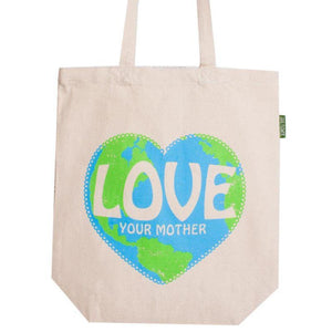 Open image in slideshow, Organic Cotton Tote Bags - Hippie Haven