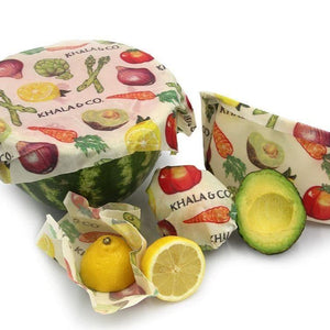 Reusable Food Wraps | Hippie Haven