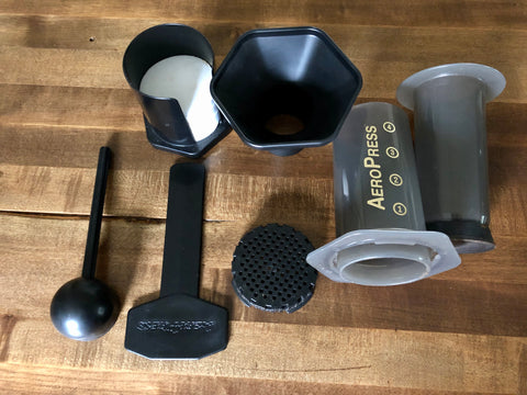 AeroPress Overview