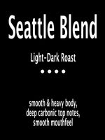 Seattle Blend - Light-Dark Roast
