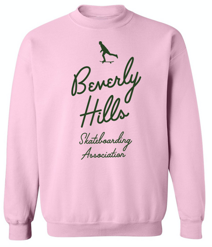 Beverly Hills Skate Association YOUTH Sweatshirt (new!)