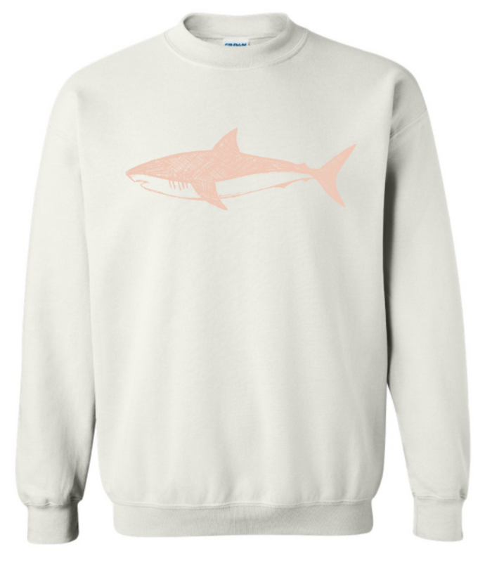 Shark Love Pink Adult