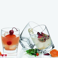 Old Fashioned Drinking Glasses