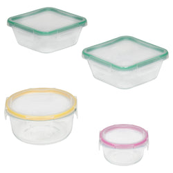 Universal Lid Glass 8-Pc Set
