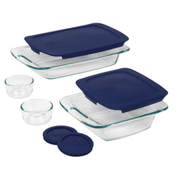 Easy Grab 8-Pc Bake-n-Store Set