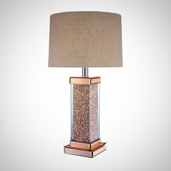 My Decor Center - Free Shipping - Acme Furniture, Britt II - Table Lamp (Rose Gold)