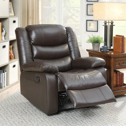 My Decor Center - Free Ground Shipping - Acme Furniture, Recliner, Fede - Recliner (Espresso)