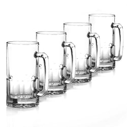 4-Pc Beer Mug Set