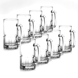 8-Pc Beer Mug Set