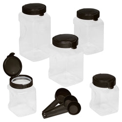 Canister 10-Pc Square Box Set