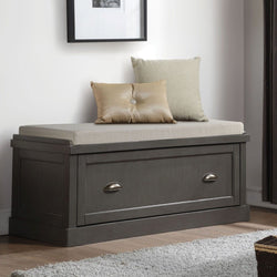 My Decor Center - Free Shipping - Acme Furniture, Aislins - Bench (Gray)