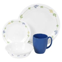 Livingware 16-Pc Set, Service for 4 (Secret Garden)