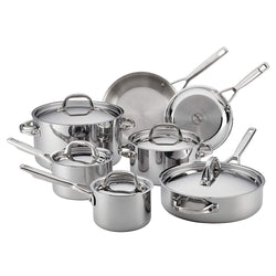 Tri-Ply Clad - 12-Pc Set