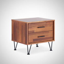 My Decor Center - Free Ground Shipping - Acme Furniture, Nightstand, Deoss - Nightstand (Walnut)