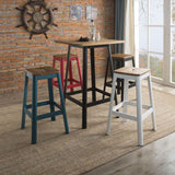 My Decor Center - Jacotte Bar Stool (Natural / Black)