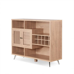 My Decor Center - Free Ground Shipping - Acme Furniture, Server, Hazen - Server (Rustic Oak Finish)