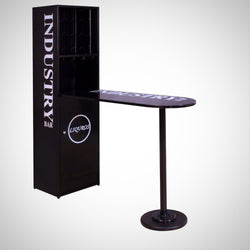 My Decor Center - Mant Counter Height Table (Black)