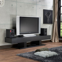 My Decor Center - Free Ground Shipping - Acme Furniture, TV Stand, Follian - TV Stand (Black)