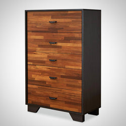 My Decor Center - Free Ground Shipping - Acme Furniture, Chest, Eloy - Chest (Walnut & Espresso)