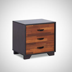 My Decor Center - Free Ground Shipping - Acme Furniture, Nightstand, Eloy - Nightstand (Walnut & Espresso)