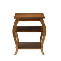 My Decor Center - Becci End Table (Walnut)