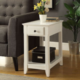 My Decor Center - Bertie Side Table (White)