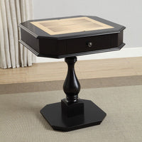 My Decor Center - Bishop Game Table (Black)