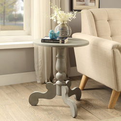 My Decor Center - Free Ground Shipping - Acme Furniture, End Table, Freida - End Table (Antique Slate)