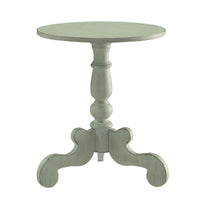 My Decor Center - Freida Side Table French (Antique Slate)