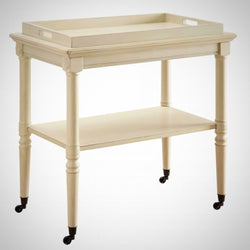 My Decor Center - Free Ground Shipping - Acme Furniture, Tray Table, Frisco - Tray Table (Antique White)