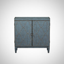 My Decor Center - Free Shipping - Acme Furniture, Cherie - Console Table (Antique Blue)