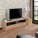 My Decor Center - Kilko TV Stand (Rustic Natural)