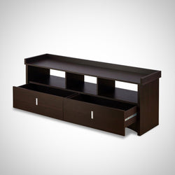 My Decor Center - Kilko TV Stand (Espresso)
