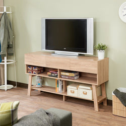 My Decor Center - Free Shipping - Acme Furniture, Ariza - TV Stand (Rustic Natural)