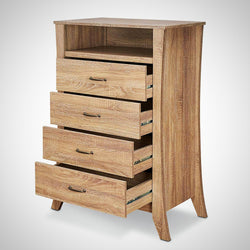 My Decor Center - Free Shipping - Acme Furniture, Colt - Chest (Rustic Natural)