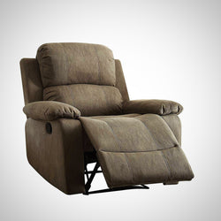 My Decor Center - Free Shipping - Acme Furniture, Bina - Recliner (Gray Microfiber)
