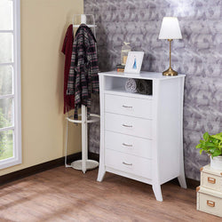 My Decor Center - Free Shipping - Acme Furniture, Colt - Chest (White)