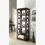 My Decor Center - Madge Bookcase (Espresso)