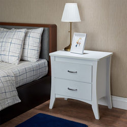 My Decor Center - Free Shipping - Acme Furniture, Babb - Nightstand (White)