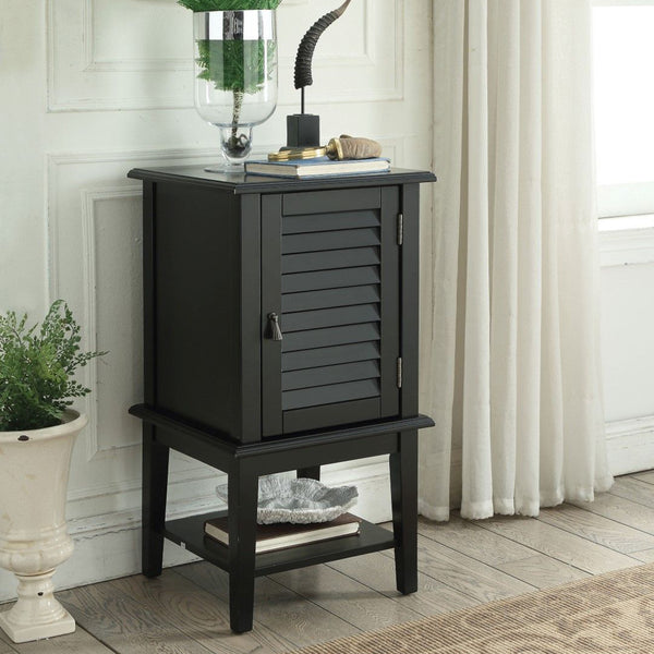 My Decor Center - Hilda II Side Table (Black)