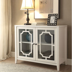 My Decor Center - Free Shipping - Acme Furniture, Ceara - Console Table (White)